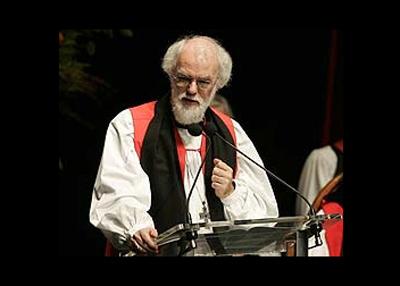 Архиепископ Кентерберийский получил орден