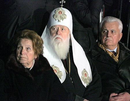 """Л. Кравчук подставил Филарета, когда толкнул его на раскол православия"""