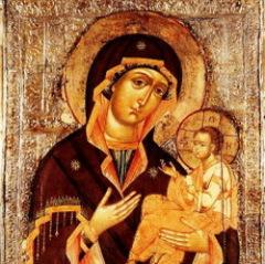 Древнейший автограф найден в Повести о явлении Грузинской иконы Богородицы