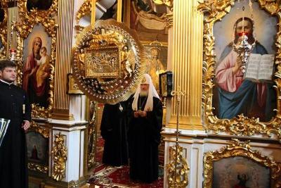 Патриарх Кирилл поселится у Лавры?