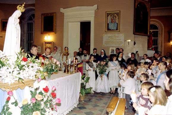Христианские ритуалы: вытеснение телесности