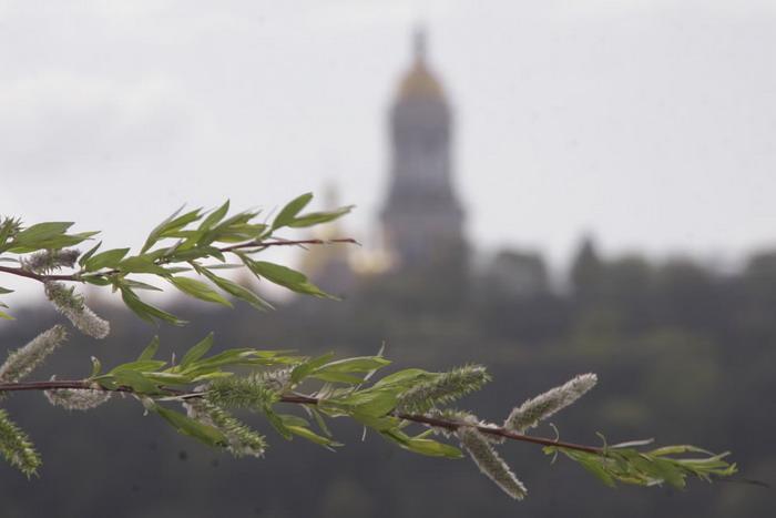 Вербное воскресенье: Евангельский смысл и киевские традиции