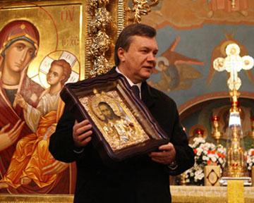Синод УГКЦ закликав президента В. Януковича до рівності