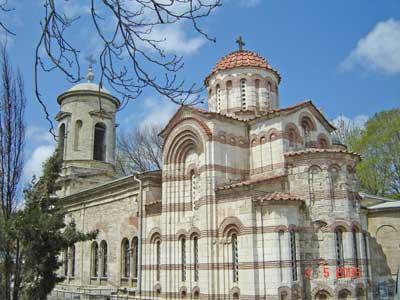 Трагедия крымских святынь