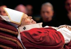 Бенедикт XVI отслужит заупокойную мессу 29 марта