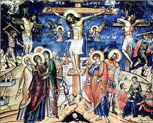 У христиан всего мира - Страстная седмица