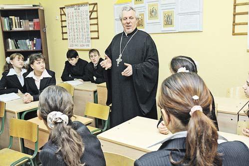 """Курс православия в школах для """"усиления славянских народов"""""""