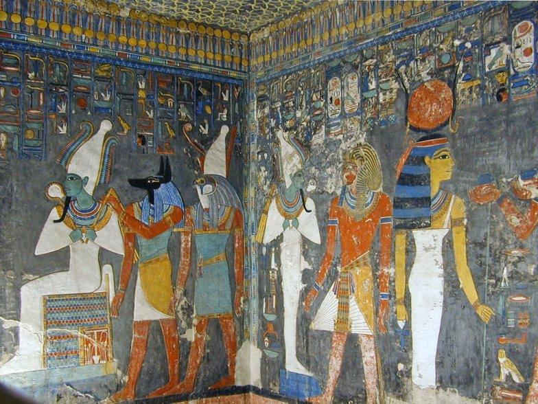 Археологи нашли дверь в загробный мир