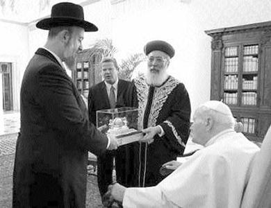 Пять лет со дня смерти Папы Римского