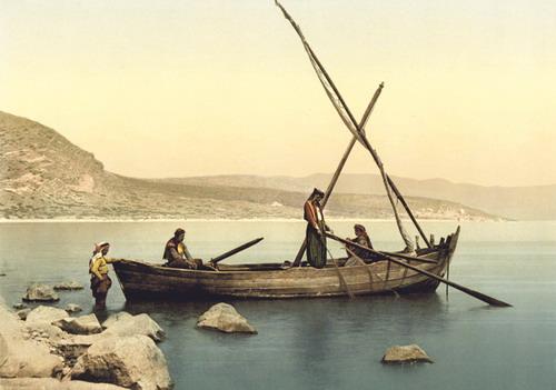 Израиль запретил лов рыбы там, где ходил Христос