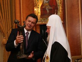 Гость патриарха