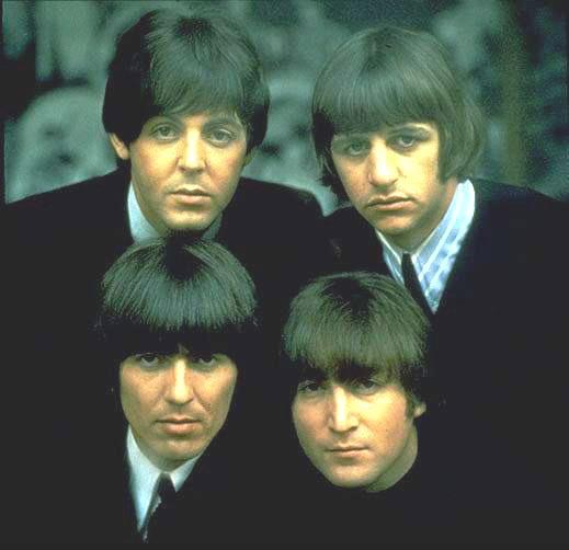 Папа Римский отпустил грехи The Beatles