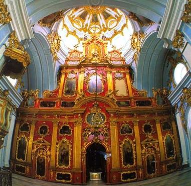 Музей попросив Церкви залишити Андріївський храм