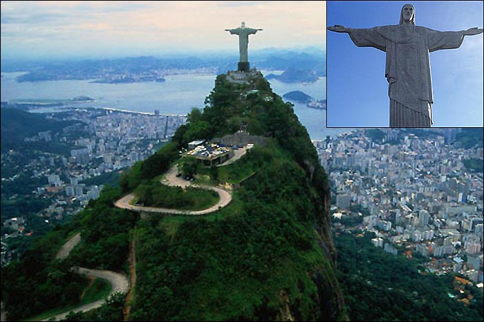 Статую Христа Спасителя закрили