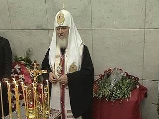 Патриарх Кирилл вызвал панику в метро