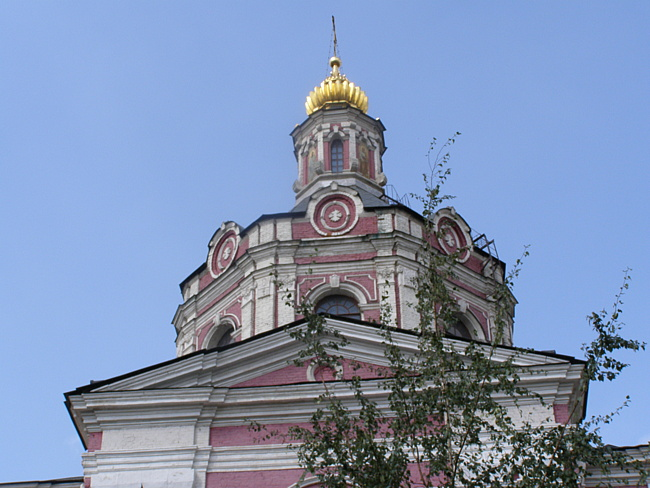 Вознесенский храм ограблен в Москве