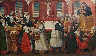 Лютеран в мире стало больше