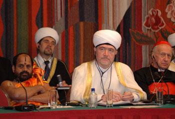 УПЦ делегировала митр. Лазаря на Всемирный саммит