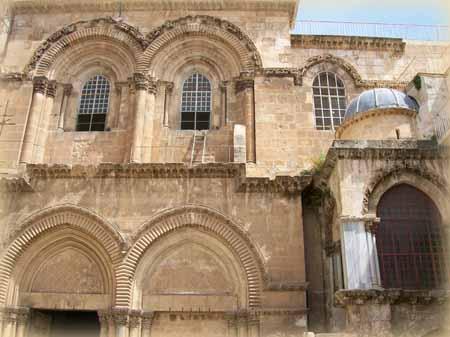Несмотря на религиозные споры в Иерусалиме открыли ворота XVI века