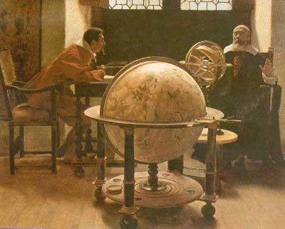 Европейская наука у колыбели теологии