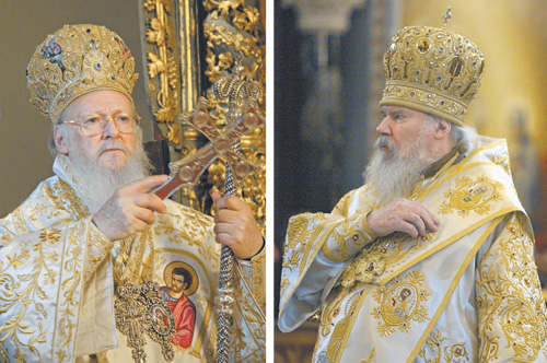Грядущий визит патриарха Варфоломея. Уроки прошлого