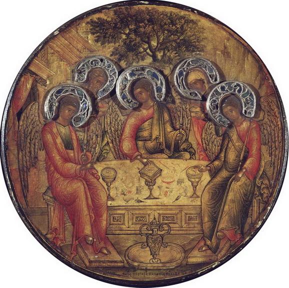 Троица – парадигма человеческой личности