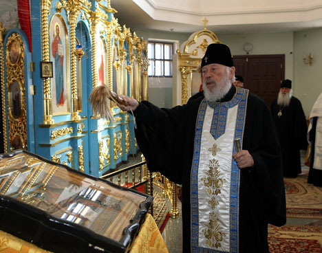 """«Благодаря Митрополиту Владимиру мы сохранили православие"""""""
