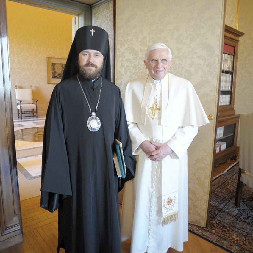 Папа Римський не потребує дозволу РПЦ для відвідин України