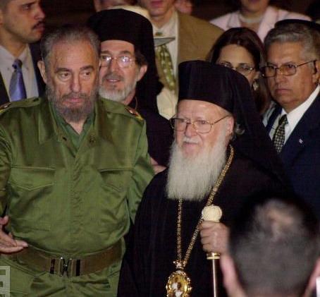 Патриарх Варфоломей обрел приют и четкий правовой статус
