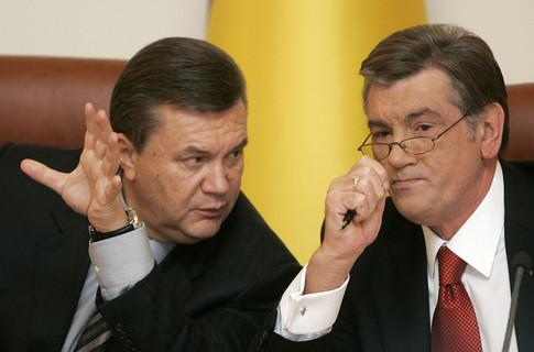 """О """"воцерковленности"""" украинских Президентов"""