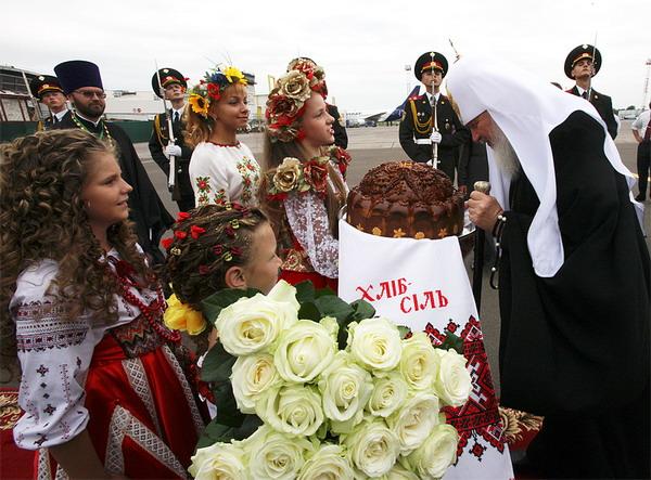 Русский патриарх и украинская независимость