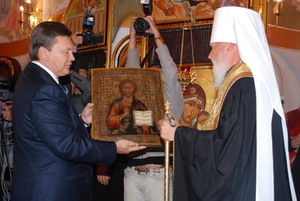 В Украине наблюдается ползучая клерикализация