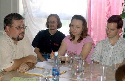 «Институт Рухи» и лекция А. Мартыненко