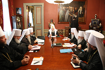 Церковна бюрократія