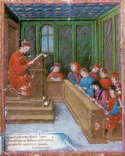 Теология в гостях