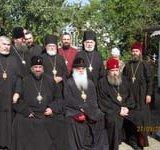 Митрополит Рафаил (Мотовилов) посетил епархии ИПЦ(Р) в Украине и провел выездное заседание Синода своей Церкви