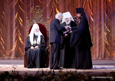 """""""В моєму житті не було більш цінніших речей ніж Церква і Батьківщина"""", - Предстоятель УПЦ святкує 75-річчя"""