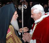 Вселенский Патриарх подчеркнул важность католико-православного диалога