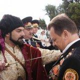 В Севастопольском благочинии УПЦ привели к присяге казаков Украинского Реестрового Казачества