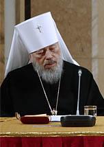 Митрополит Владимир поставил перед РПЦ задачу перейти к конкретным действиям для достижения единства украинского Православия