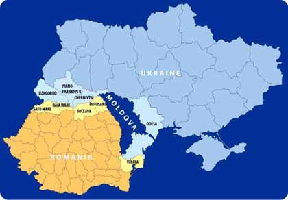 МИД Румынии: в Одесской области грубо ассимилируют румын, а румынские церкви здесь редкость