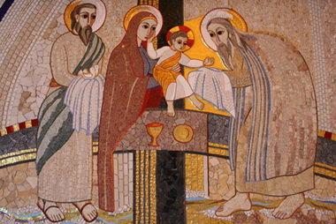 Сретение: праздник господский или богородичный?