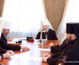 Синод УПЦ МП відправив за штат двох архієпископів, встановив святкування Собору Київських святих та запросив до України Патріарха Кирила
