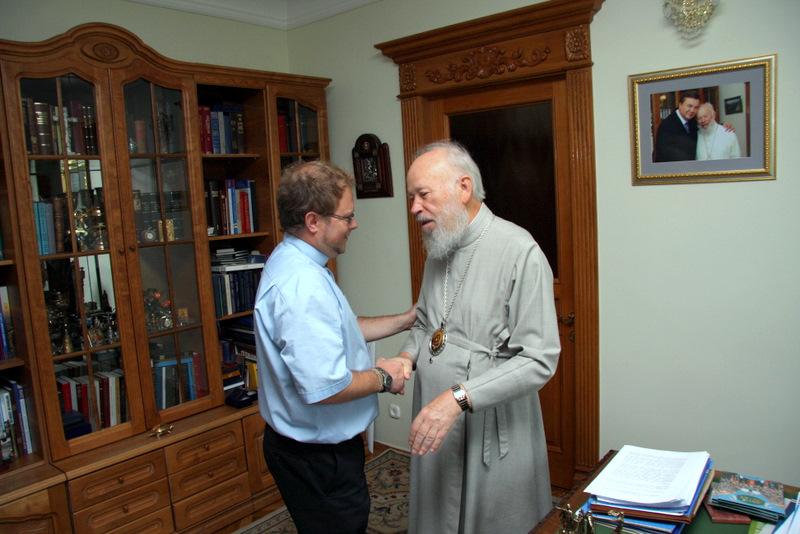 Пастор Андрей Гамбург: «Пост — это личное решение человека»