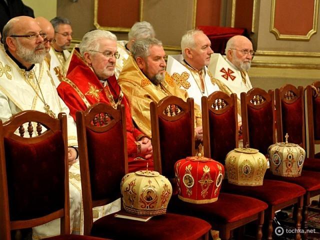 Епископы УГКЦ второй день не могут избрать главу Церкви