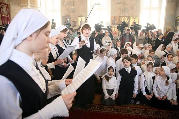«Классические» ошибки в восприятии православного богослужения