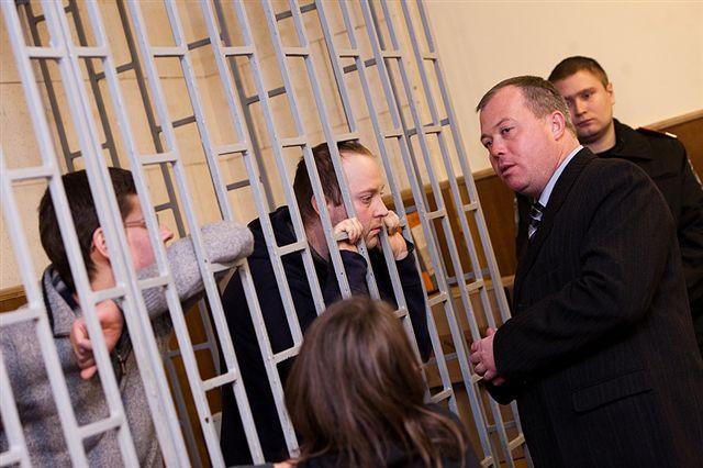 Суд завершил допрос запорожских пономарей. Обвиняемый обратился к Президенту Украины