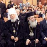 Патріарх Теофіл ІІІ під час конференції у Києві закликав релігії світу до діалогу заради миру