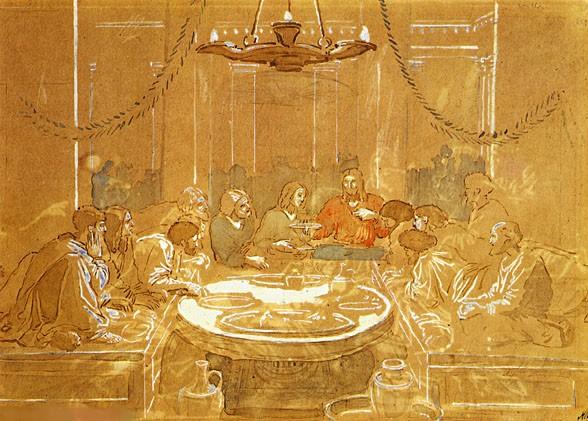 Была ли Тайная Вечеря пасхальным седером?