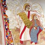 Східні християни святкують Благовіщення Пресвятої Богородиці і Вхід Господній до Єрусалима